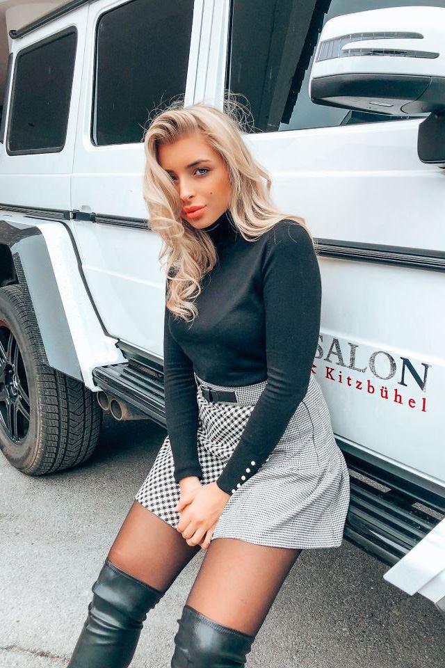 Influencer Marketing - Sheila Gomez - Model, Beauty, Fashion - Influencer Marketing comTessa - Tessa Saueressig