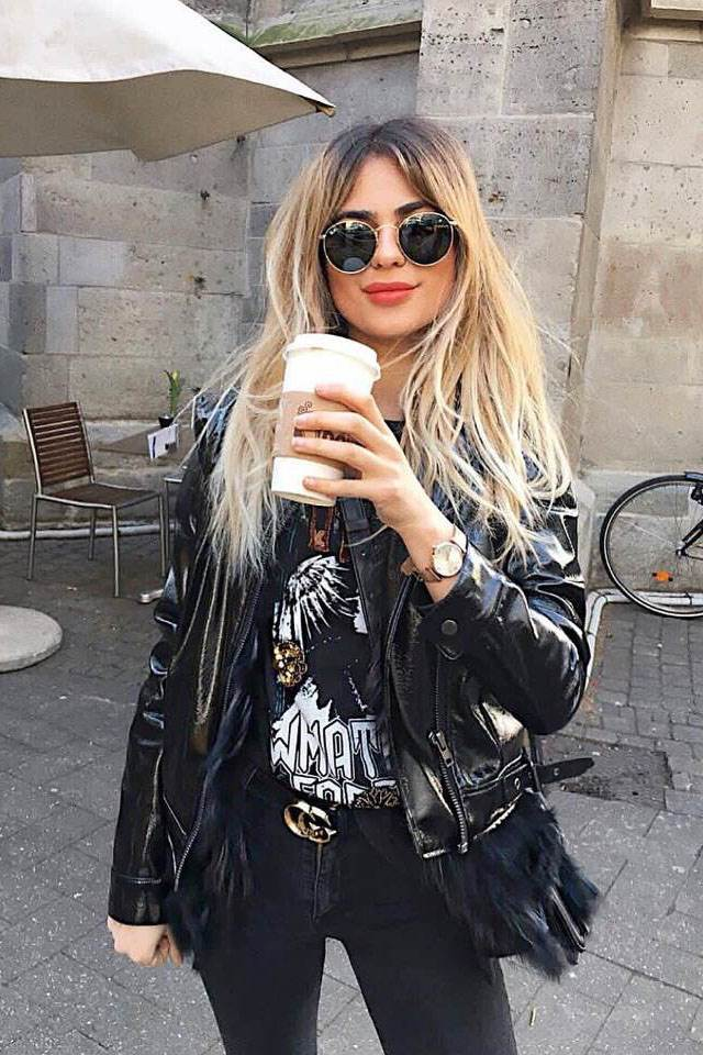 Influencer Marketing - Lina Hussein - Model, Beauty, Fashion - Influencer Marketing comTessa - Tessa Saueressig