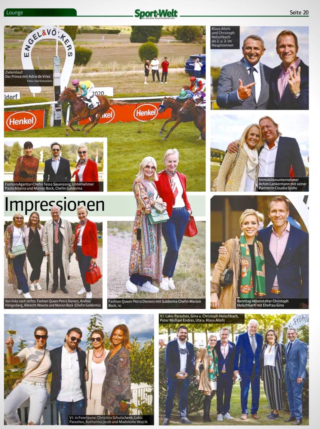 Sportwelt - Influencer Agentur .comTessa