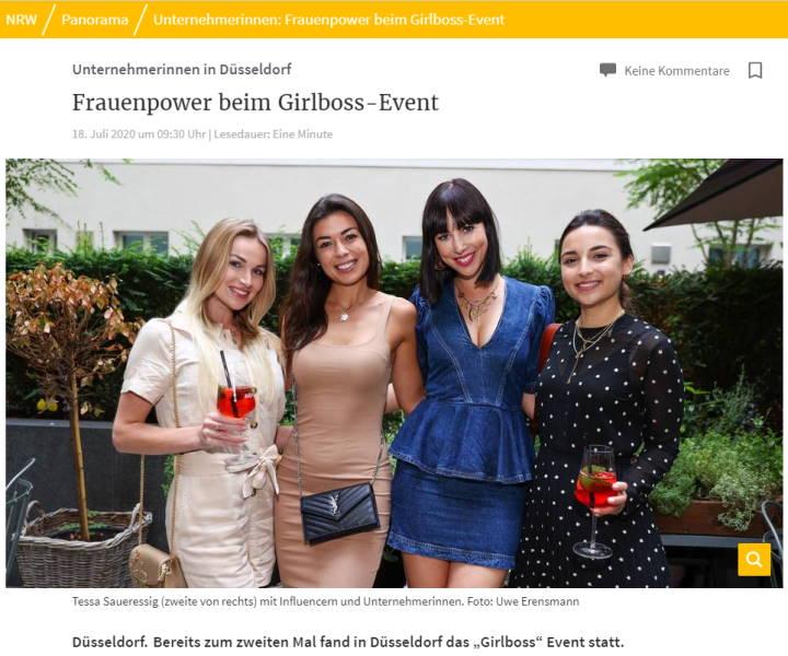Girlbosses | Düsseldorf 17.07.2020